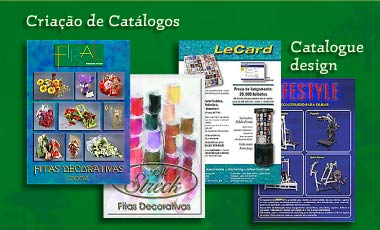 catalogs graphic design