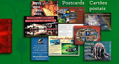 direct mail and postcards